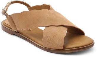 Kensie Suede Slingback Sandals - Maelle