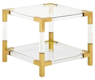 Jonathan Adler Jacques 2 Tier Accent Table - 26318