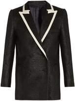 BLAZÉ MILANO Moonfleet Everyday metallic-tweed blazer