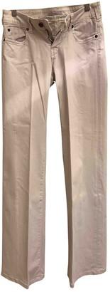 Vanessa Bruno Pink Cotton Trousers