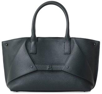 Akris Little Aicon Leather Tote