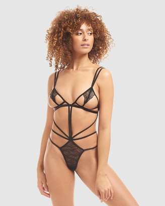 Bluebella Emerson Strappy Soft Bodysuit