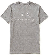 Armani Exchange Core Pirati Crewneck Tee