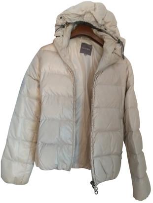 Duvetica Ecru Jacket for Women