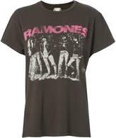 Madeworn Ramones Pink Classic T-Shirt