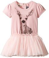Rock Your Baby Little Deer Circus Dress Girl's Dress