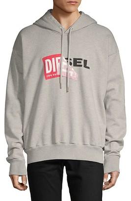 Diesel Alby Logo Hoodie