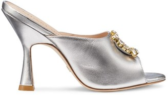 Stuart Weitzman The Merilou Crystal