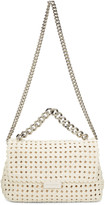Stella McCartney Ivory Becks Weaved Bag