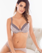 Soma Intimates Full Coverage Printed Lace Bra