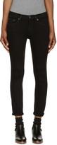 Rag & Bone Black Capri Jeans