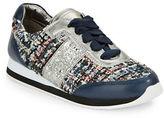 Kate Spade Sidney Tweed Sneakers
