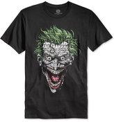 Bioworld Men's Big & Tall Joker Graphic-Print T-Shirt