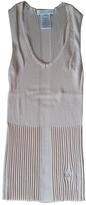 Celine Beige Cotton Top