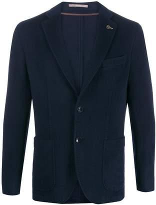 Paoloni patch pocket blazer