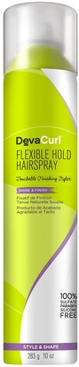DevaCurl Flexible Hold Hairspray Touchable Finishing Styler