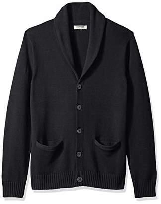 Goodthreads Amazon Brand Men's Soft Cotton Shawl Cardigan Sweater