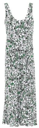Cédric Charlier 3/4 length dress