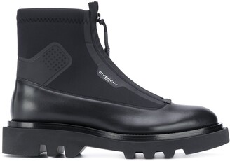 Givenchy Zip-Fastening Ankle Boots