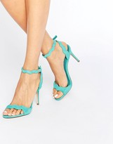 Aldo Carine Barely There Heeled Sandal