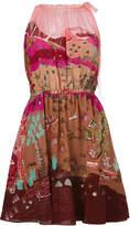 Valentino Garden Of Delight tulle dress