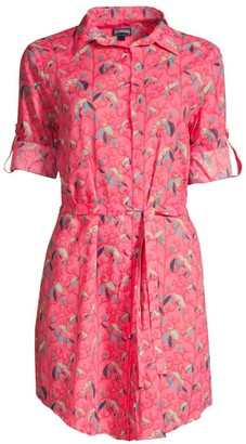 Vilebrequin Florence Turtle Shirtdress