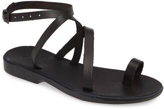 Jerusalem Sandals Mara Toe Loop Sandal