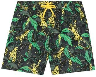 Stella McCartney Printed swim trunks