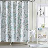 Lauren Conrad Carina Medallion Shower Curtain