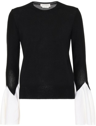 Alexander McQueen Wool sweater