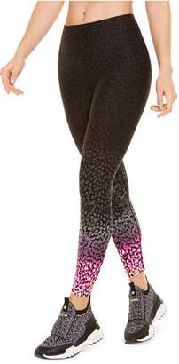 Calvin Klein Wild Ombre Printed High-Waist Leggings