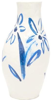 Jessica Hans - Floral Porcelain Vase - Multi