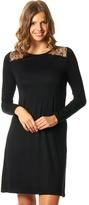 Deshabille Dandelion Dress Black