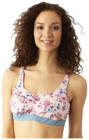 Majamas The Padded Addy Bra - English Rose-X-Large
