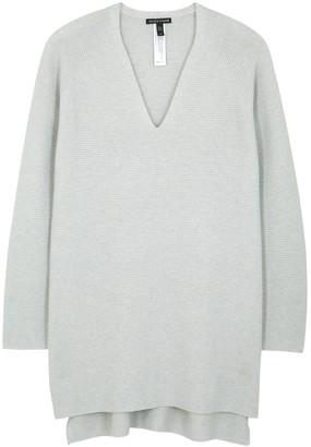 Eileen Fisher Light grey cashmere jumper