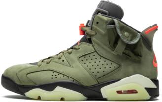Jordan Air 6 Retro 'Cactus Jack - Travis Scott' Shoes - Size 7