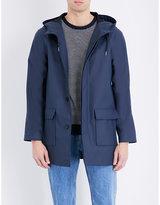 A.p.c. Manteau Rubber Coat