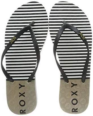 Roxy ROY11) Women's Viva Stamp-Flip-Flops