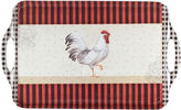 Portmeirion Rooster Melamine Serving Tray