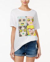 GUESS Faces Of Summer Graphic T-Shirt