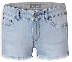 DL1961 DL Premium Denim Premium Denim Little Girl's Sweatpants & Denim Shorts