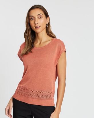 Sportscraft Flores Textured Knit