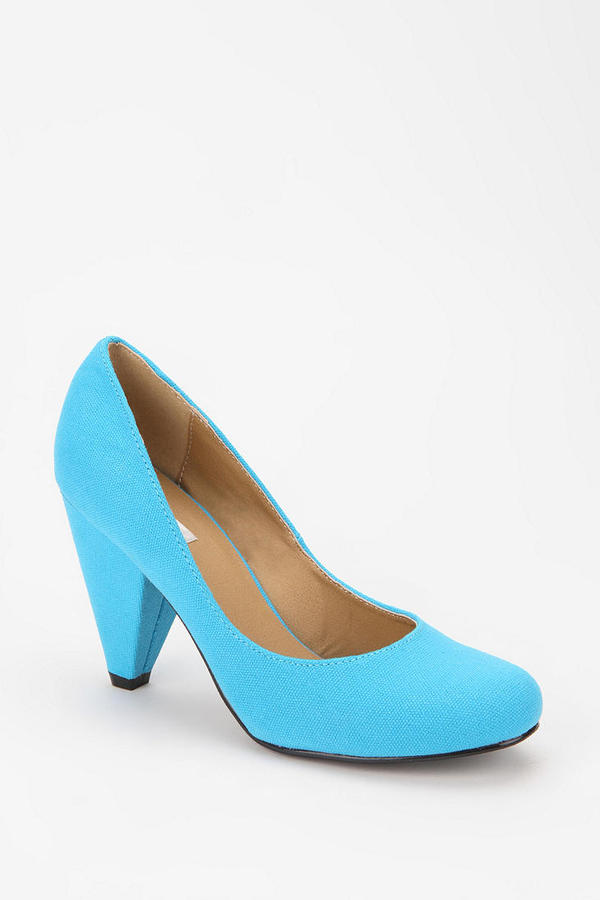 Urban Outfitters Cooperative Canvas Pump