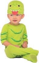 Rubie's Costume Co Sony Slimer Onesie Costume, Green, 0-6 months