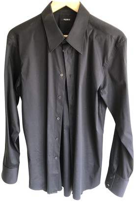 Miu Miu Black Cotton Shirts