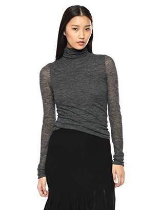 Theory Women's Twist Turtleneck Pullover