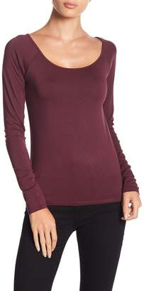 Melrose and Market Long Sleeve Tee