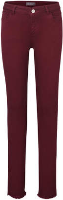 DL1961 Dl 1961 Girl's Chloe Colored Denim Skinny Jeans, Size 2-6