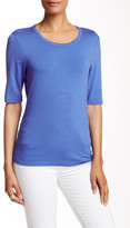 Basler Scoop Neck Tee