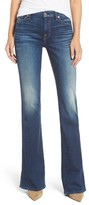 7 For All Mankind Women's A Pocket Flare Leg Jeans